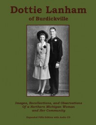 Dottie Lanham of Burdickville cover